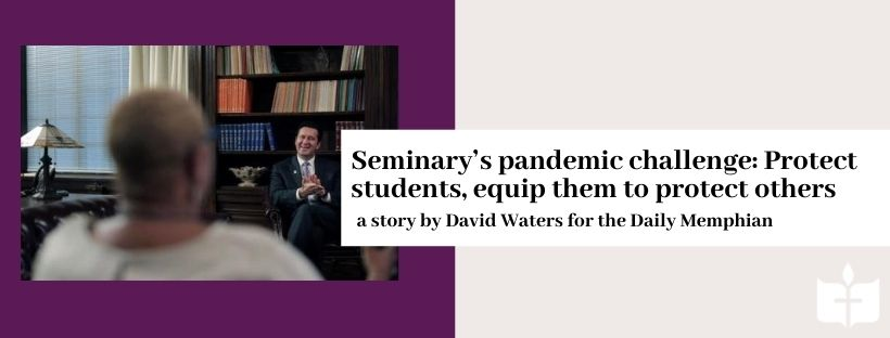 Memphis Theological Seminary Featured in The Daily Memphian story by David Waters